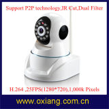 Dual Filter WiFi IP Camera Support IR-Cut