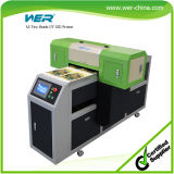 Glass Ceramic Leather Wood Metal Canvas Printing Machine