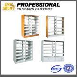 Steel Bookcase Ikea Style Carton Package Bookshelf
