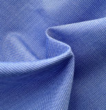 100%Cotton Yarn Dyed Shirting Fabric (QF13-0395)