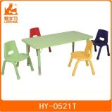 Child Study Table and Chair/Height Adjustable Furniture Set