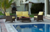 Outdoor Garden Rattan Furniture, Rico Sofa Set (P-RS)