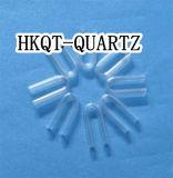 Od 6-8mm 50mm Height U Type Clear Quartz Tube