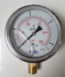 Wika Oil Filled Pressure Gauge