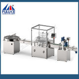 Automatic Vial Liquid Filling Machine with Screw Capping Machine