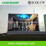 Chipshow P10 Outdoor Street Steel Structure LED Advertising Board
