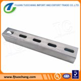 Gi Slotted Electro Galvanize Unistrut Support Channel