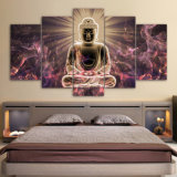 High Definition Buddha Painting, Oil Painting Art, Printing, Living Room Decoration, Send Free Print / Canvas