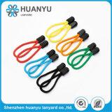Plastic Nylon Accessories Business Custom Cord Zipper Puller