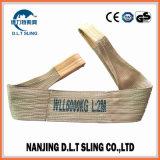 6 Ton Pes Flat Webbing Sling for Lifting
