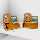 Cartoon Printing Display Cardboard Stand for Mini Eggs Cakes Promotion
