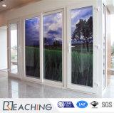 New Front Door Design UPVC Doors with Durable Rail