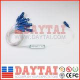 Mini Type Fiber Optical Sc/Upc 1*16 PLC Splitter
