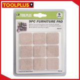 Self-Adhesive Brown Leg Protective Pads for Furniture