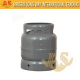 LPG Cylinder with Camping Burner Steel Household