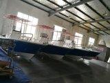 Liya 7.6m Aluminum T-Top Fishing Fiberglass Boat with Ce (SW760)