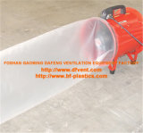 PE Material Plastic Film Air Duct