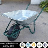 Folding Wagon Wheelbarrow Transport Trolley Wheel Barrow Wb6309