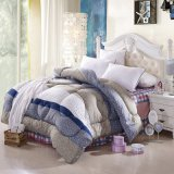 Cheap Polyester Filling Microfiber Cover Quilt