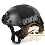 Tactical Helmet Reinforced Plastic and The Inside Helmet Is Padded with Slow Rebound Memory Foam