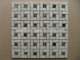 Mosaics Crema Marfil Polished Marble Tiles for Wall and Flooring