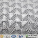 A1631 Latest Arrive and Free Sample Diamond Mesh Fabric