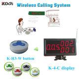 Affordable Practical Table Bell Caller System for Restaurant