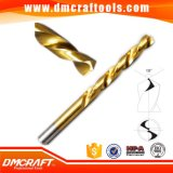 DIN338 HSS Fully Ground Titanium Coated Drill Bit