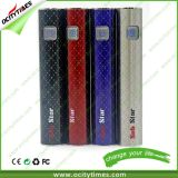 Newest E Cigarette Battery Big Capacity 2200mAh Evod Battery / Evod USB Passthrough Battery Wholesale
