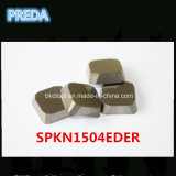China Milling Inserts for Stainless Steel Spkn1504eder