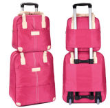 OEM Beautiful Pink New Design Trolley Bag
