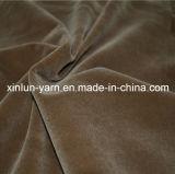 Sofa /Chair/Curtain Plain Velvet Flock Fabric