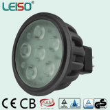 50*48mm Standard Size Replacement 50 400lm LED Spot Light MR16 / GU10