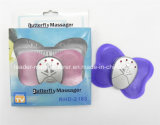 Butterfly Slimming Massager Electric Shock Therapy Electro Vibrator Stimulation Kit