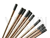 Carbon Electrode with Copper Coating for Air Arc Gouging