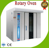 Yzd-100 Stainless Steel Soft Air Rotary Rack Bakery Gas Oven with Ce & ISO Certification