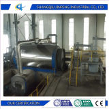 Waste Tyre Rubber Pyrolysis Plant