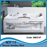 Massage Bathtub & Whirlpool Bathtub (WB2127)