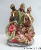 Polyresin Decoration Jesus Figurine of Christianity