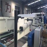 Semi-Automatic Toilet Paper Rewinding, Perforating & Embossing Machine