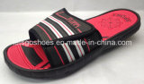 OEM Confortable Men′s EVA/PVC Slipper with Fastening Tape Upper for Bathroom/Beach (21IV)