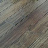 Dark Grey Rustic Antique Old Look Robinia Chinese Teak Solid Wood Flooring