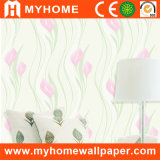 Romantic Floral Wallpaper for Wall Decoration