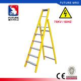 High Quality FRP Fiberglass Insulated Ladder