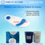 Medical Grade Silicone for Orthopedic Prosthesis Insoles Making