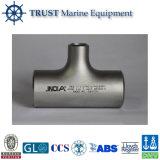 ASME Stainless Steel Reducing Pipe Tee Joint