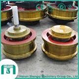 Industry Application Hoisting Equipment Crane Wheels