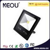 Ce/RoHS IC Driver LED Flood Light 10W/20W/30W/50W