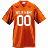 Custom Football Jersey with Customized Name and Number