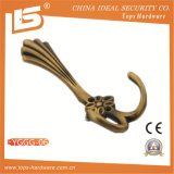 Zinc Alloy Wall & Coat Hook (YGGG-06)